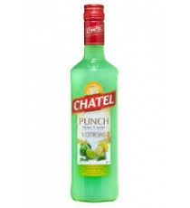 Punch 3 citrons CHATEL 16° 70cl
