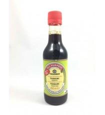 Sauce soja salée Tamari sans gluten KIKKOMAN 250ml