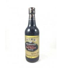 Sauce soja supérieure épaisse saveur champignons PEARL RIVER BRIDGE 500ml