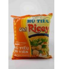 Nouille de riz instantanée boulette de boeuf RICEY 70g