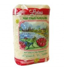 Riz long Thaï parfumé LOTUS 1kg