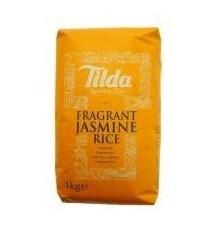 Riz long jasmin parfumé TILDA 1kg
