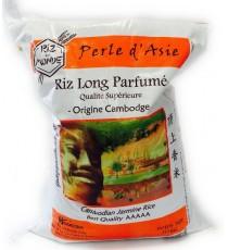 Riz long parfumé Perle d'Asie RIZ DU MONDE 20kg