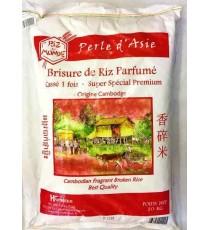 Brisure de riz parfumé cassé 1 fois Perle d'Asie RIZ DU MONDE 20kg