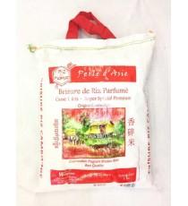 Brisure de riz parfumé cassé 1 fois Perle d'Asie RIZ DU MONDE 5kg