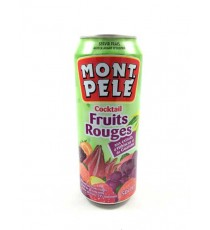 Boisson Cocktail Fruits Rouges MONT-PELE 50cl