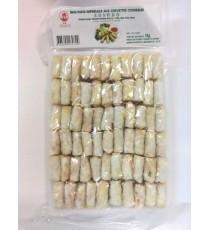 Mini Pâtés impériaux aux crevettes congelés COCK BRAND 1kg