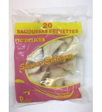 20 Samoussas crevettes VIC'DELICES 300g