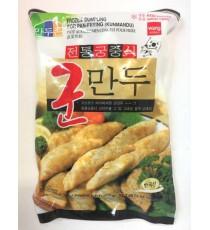 Raviolis aux légumes congelé à frire WANG 700g