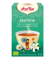 Jasmine Bio - 17 sachets - Yogi Tea 30,6g