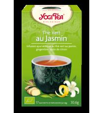 Thé Vert au Jasmin - 17 sachets - Yogi Tea 30.6g