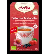 Défenses naturelles - 17 sachets - Yogi Tea 34g