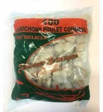 100 Bouchons poulet combava VIC'DELICES 2kg