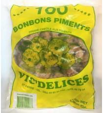 100 bonbons piments VIC' DELICES 1.8kg