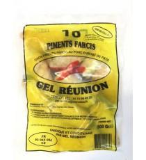 10 piments farcis au porc GEL REUNION 500g