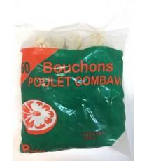 50 Bouchons poulet combava VIC' DELICES 1kg