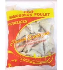 100 samoussas poulet VIC' DELICES 1.6kg