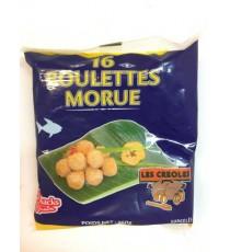 16 boulettes morue P'TIT SNACKS 360g