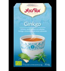 Ginkgo - 17 sachets - Yogi Tea 30.6g