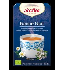 Bonne Nuit - 17 sachets - Yogi Tea 30.6g