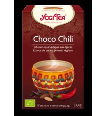 Choco Chili - 17 sachets - Yogi Tea 37.4g