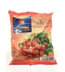 Saucisses Lao au curry rouge ORIENTAL KITCHEN 380g