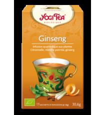 Ginseng - 17 sachets - Yogi Tea 30.6g