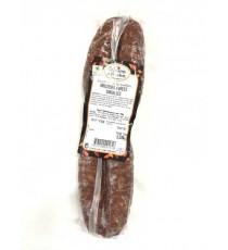 Saucisses de porc fumées surgelées SALAISONS DE BOURBON 320g