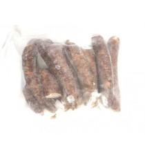 Saucisses de porc fumées GEL REUNION 1kg