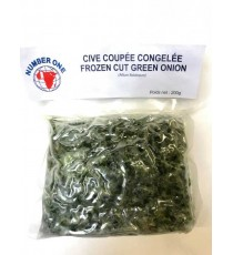 Cive coupée congelée NUMBER ONE 200g