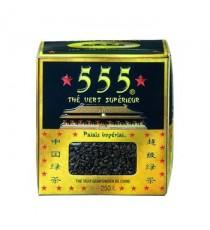 Thé vert 555 super extra, qualité supérieure, 250gr