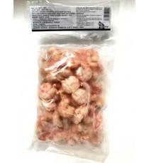 Crevettes décortiquées blanchies congelées taille 40/60 350g