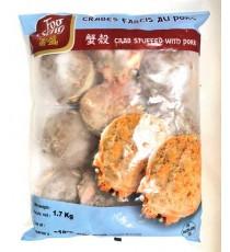 10 crabes farcis au porc FOO SENG 1.7kg