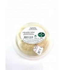 Dessert à base de riz gluant blanc et de levure 225g