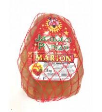 Jambon Panizo cuit et fumé pimenté MARION 1.6kg