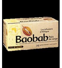 Thé Baobab - 25 sachets x 1.6g - RACINES 40g