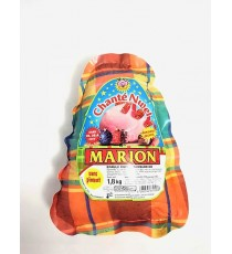 Epaule cuite découenné dégraissé sans piment sans os MARION 1.6kg