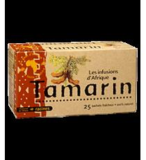 Thé Tamarin - 25 sachets x 1.6g - RACINES 40g