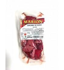Groins de porc salés MARION 500g