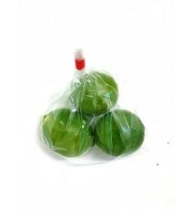 Sachet de 3 citrons vert