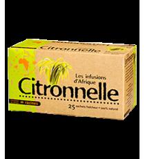 Thé Citronnelle - 25 sachets x 1.6g - RACINES 40g