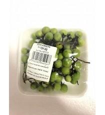 Petites aubergines verte fraiches 250g