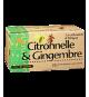 Thé Citronnelle/Gingembre - 25 sachets x 1.6g - RACINES 40g