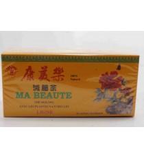 Thé Oolong avec Plantes Ma Beauté - 20 sachets x 1.8g - Fine Tonic 36g