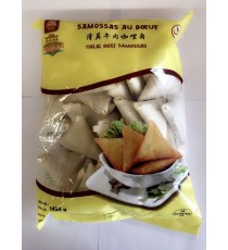 50 samoussas au boeuf halal FOO SENG 1.45kg
