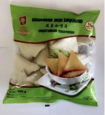 20 samoussas aux légumes halal FOO SENG 580g