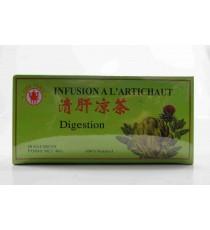 Thé à l'artichaut - Digestion - 20 sachets x 2g - FINE TONIC 40g