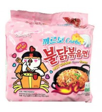 Nouille hot chicken carbo Samyang X5