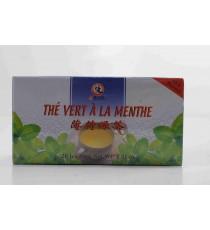 Thé Vert à la Menthe - 20 sachets x 1.4g - 28g