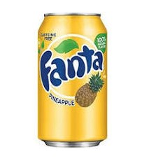 Fanta Ananas 35cl